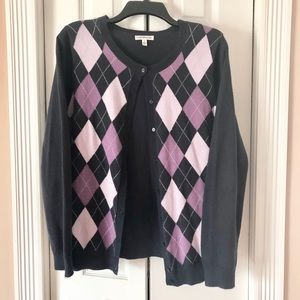 Women's Croft & Barrow® Cozy Button-Front Cardigan